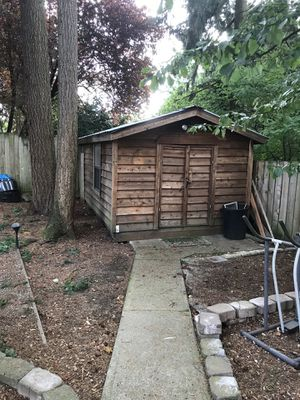 10 x 16 Shed (She Shed? ) for Sale in Seattle, WA