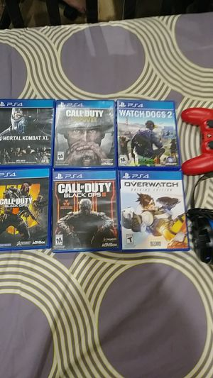 Game Bundle for Sale in Los Angeles, CA