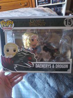 Pop! Rides Daenerys & Drogon for Sale in Altoona,  IA