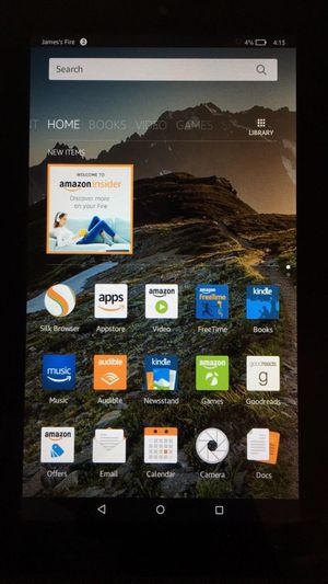 Kindle fire 5th generation for Sale in Citrus Heights, CA