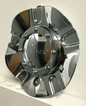 DEVINO Chrome Center Cap Used CAPF-275 Wheel Rim Hubcap Cover for Sale in Phoenix, AZ