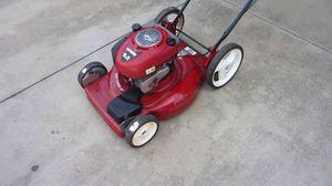 """Craftsman 22"""" 6.25hp lawnmower for Sale in Tarpon Springs, FL"""