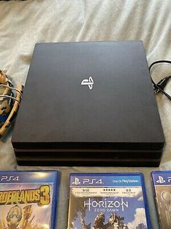 PS4 pro for Sale in Brothers,  OR