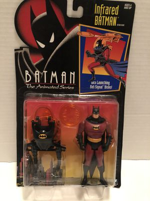 Batman Infrared Action Figure 1993 Kenner for Sale in Passaic, NJ
