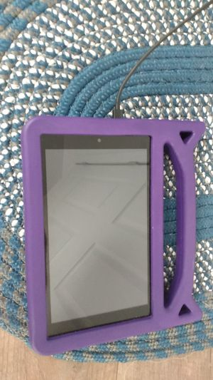 Fire 7tablet + case for Sale in Bastrop, TX