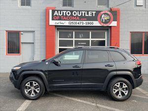 2015 Jeep Cherokee for Sale in Tacoma, WA