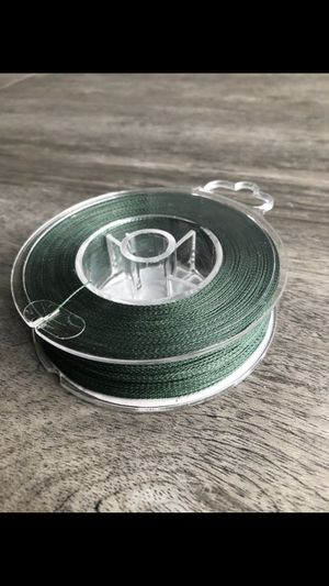 Braided fishing line 95LB 300YD for Sale in Tampa, FL