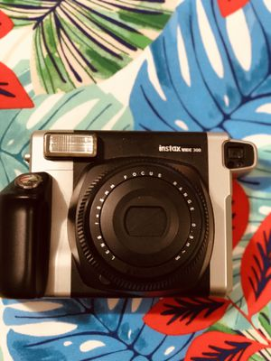 FujiFilm Instax WIDE 300 - Instant film camera for Sale in Cuyahoga Falls, OH