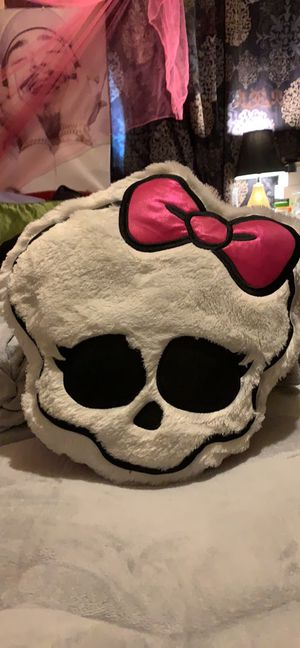 Monster High plush pillow for Sale in Jersey Shore, PA