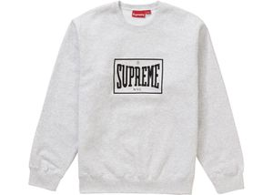 Supreme Warm Up Crewneck (SOLD) for Sale in Tempe, AZ