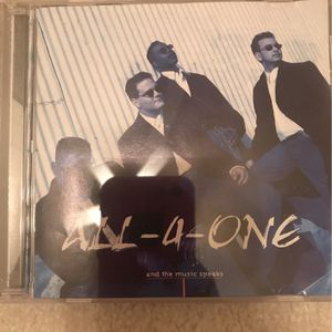 All-4-One CD for Sale in Norman, OK