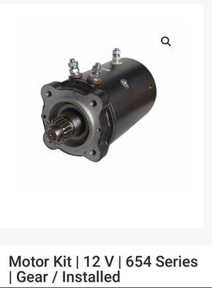 Ramsey winch motor for Sale in Denver, CO