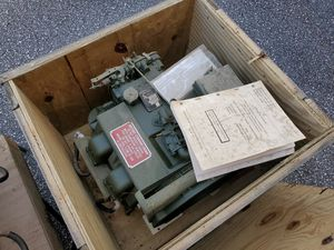 Military Standard Engines, Gasoline $675 FOR BOTH for Sale in Inverness, FL