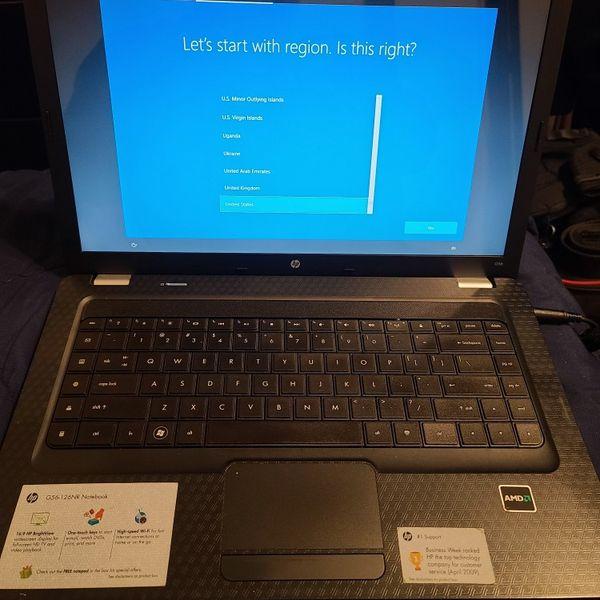 Hp G56 Laptop Windows 10
