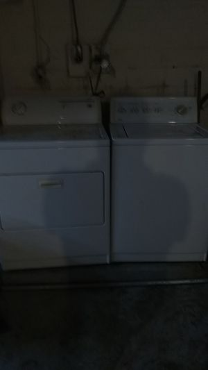 Use washer and Dryer good condition for Sale in Cleveland, OH