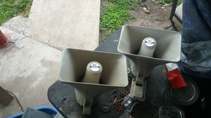 Speaker audios 35$a piece for your system!! for Sale in San Antonio, TX