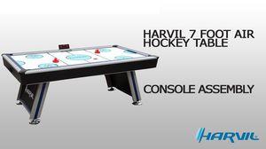 Harvil Dazadi 7 ft air hockey table. for Sale in Fontana, CA