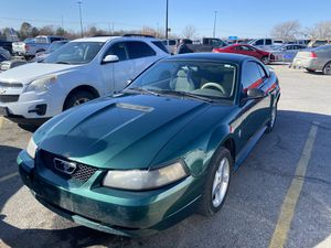 2001 Ford Mustang Coupe 2D for Sale in Belle Plaine, KS