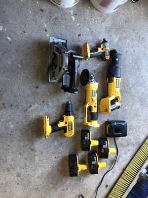 Dewalt 18 volt for Sale in San Diego, CA