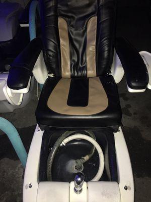 Pedicure spa chair for Sale in San Jose, CA
