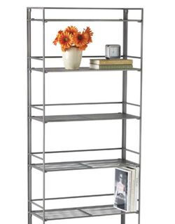 Iron Folding Shelves From Container Store (x2) for Sale in Los Angeles,  CA