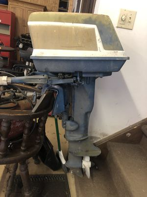Evinrude Sportwin 10HP for Sale in Elyria, OH