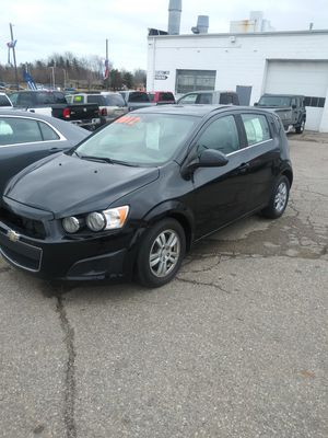 2012 CHEVY SONIC GAS SAVER for Sale in Clinton Township, MI