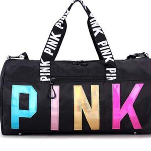 Pink weekender duffel tote bag for Sale in Stafford, VA