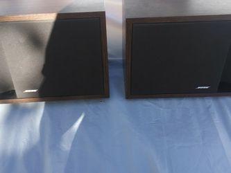 Vintage Bose 201 Speakers for Sale in Morgantown,  WV