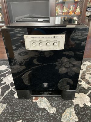 Like new YAMAHA Subwoofer for Sale in Des Plaines, IL