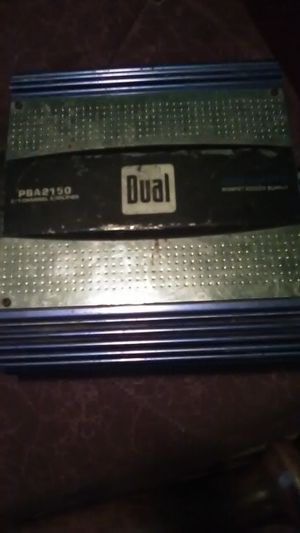 300watt amp for Sale in Cumberland, VA