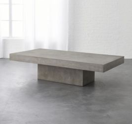 Concrete Coffee Table for Sale in San Diego,  CA