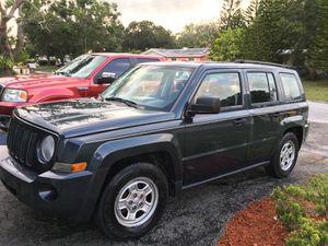 2008 Jeep Patriot for Sale in BELLEAIR BLF, FL