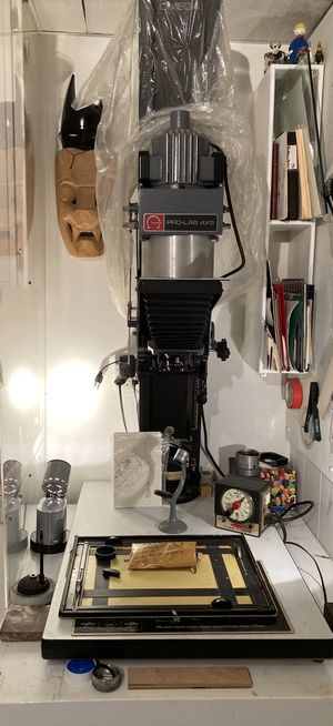 D5 XL enlarger and ... for Sale in Ridgefield, CT