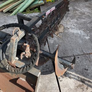 Trencher Attachment for Sale in Port St. Lucie, FL