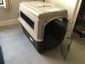 Large dog travel crate for Sale in Richmond, CA