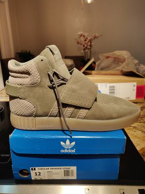 61356b0e9 Adidas Tubular Invader Strap SZ 12 mens for Sale in Altamonte Springs