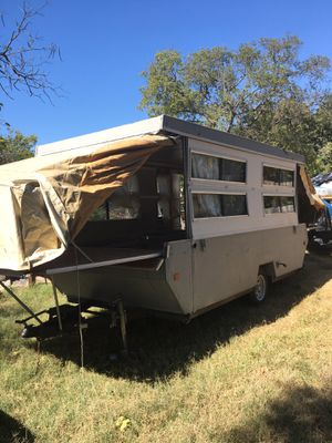 1993 hard shell pop up camper for Sale in Fort Worth, TX