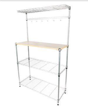 4 tier kitchen bakers rack for Sale in Creedmoor, NC