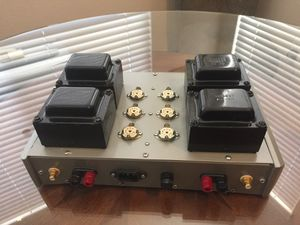 Tube stereo amplifier for Sale in Valley Center, CA