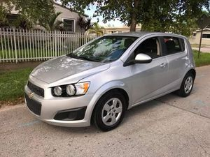 2016 CHEVY SONIC LS for Sale in Miami, FL