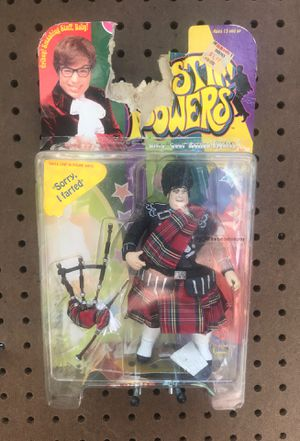 Austin powers action figure for Sale in Lake Wales, FL