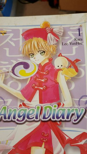 Angel Diary vol. 1 for Sale in Lake Charles, LA