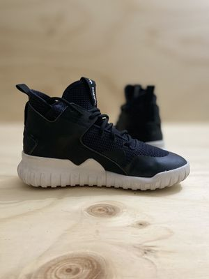 Adidas Tubular X Black High Top Sneakers Men 7 for Sale in Capitol Heights, MD