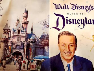 1958 Disneyland Guide Book for Sale in Vancouver,  WA