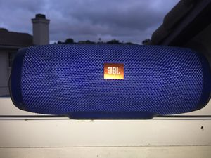 JBL Charge 3 Bluetooth speaker for Sale in San Diego, CA