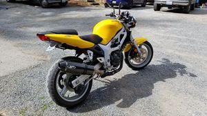 2001 Suzuki SV650 for Sale in Woodinville, WA
