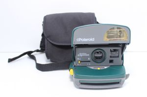 Polaroid Express 600 Instant Film Green Camera *Tested* for Sale in Lakeland, FL