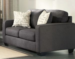 Alenya Charcoal Loveseat for Sale in Austin, TX