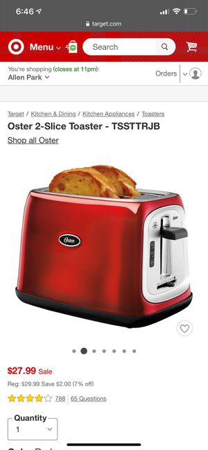 Toaster for Sale in Dearborn, MI